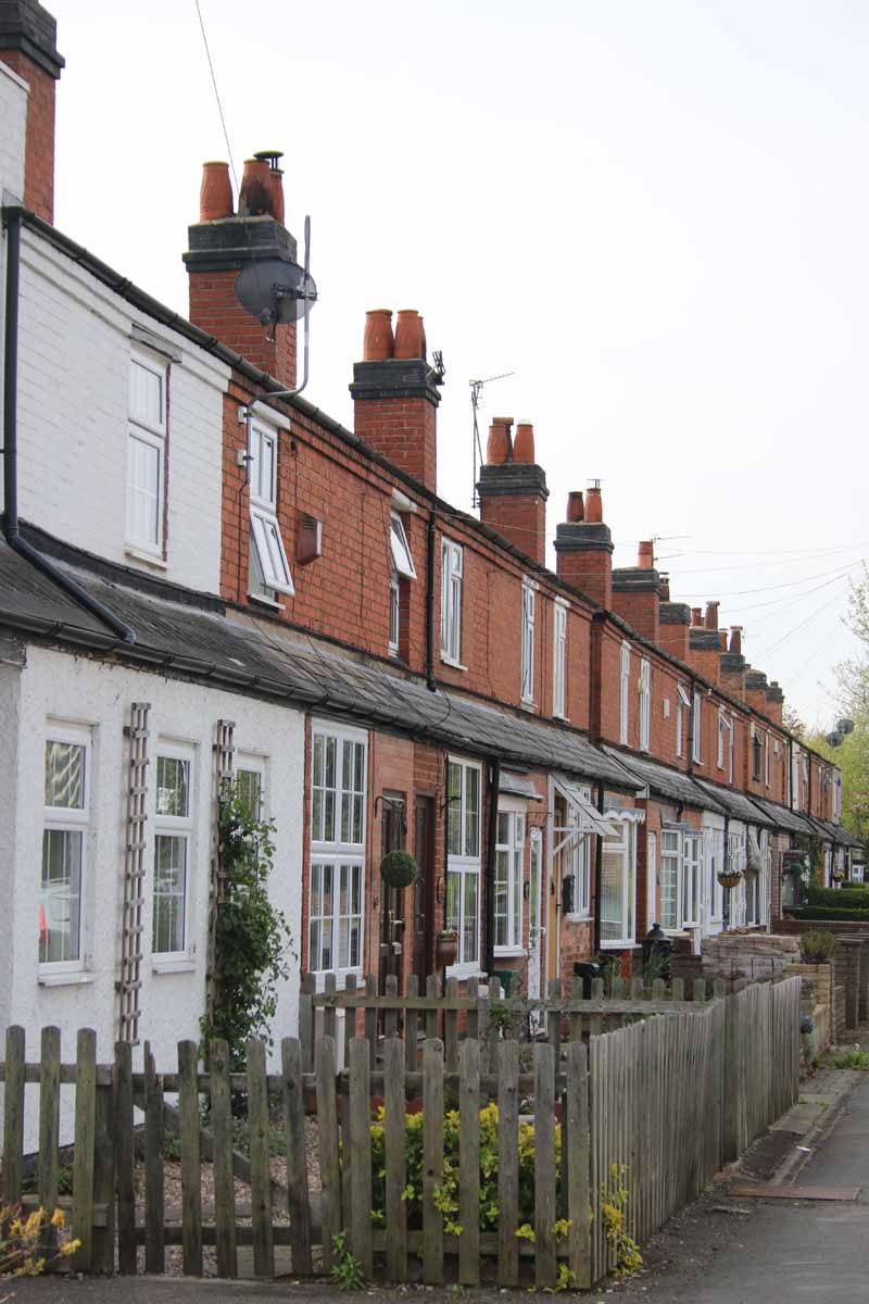 Railway Cottages